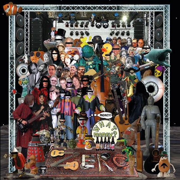 Zappa Early Renaissance Orchestra (ZERO) — Money? What Money?