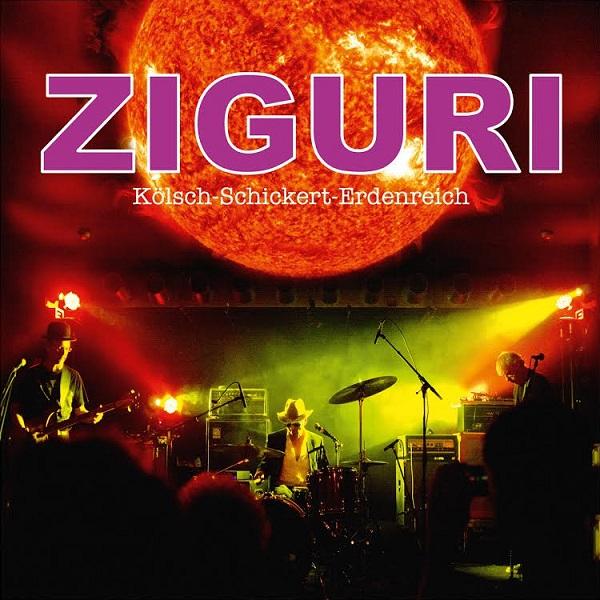 Ziguri (Kölsch / Schickert / Erdenreich) Cover art