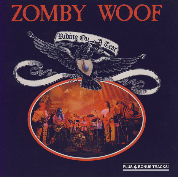 Zomby Woof — Riding on a Tear