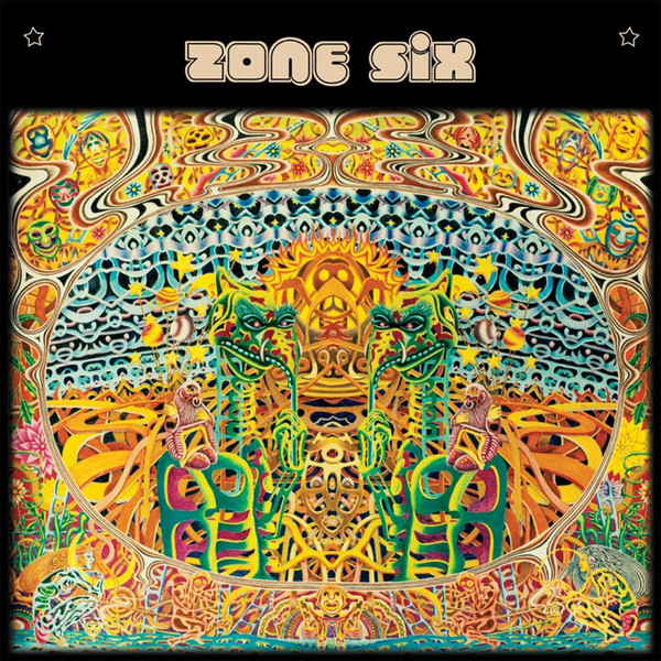 Zone Six Cover art