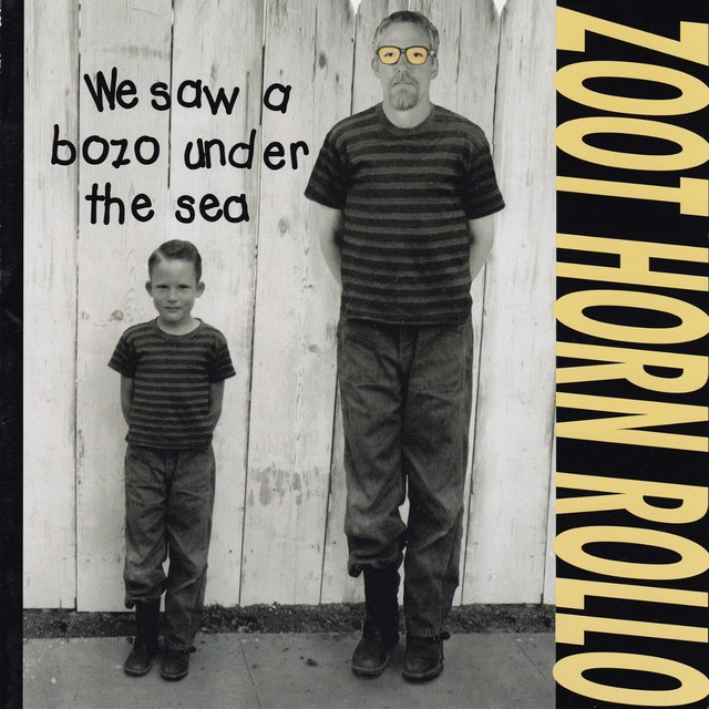 We Saw a Bozo under the Sea Cover art