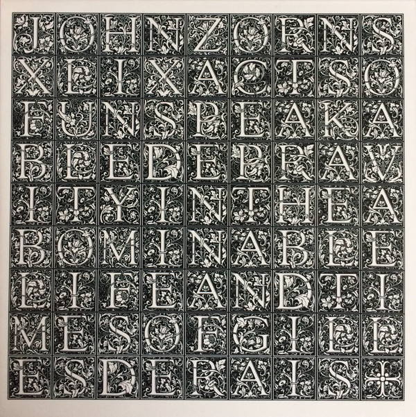 John Zorn — 49 Acts of Unspeakable Depravity in the Abominable Life and Times of Gilles de Rais