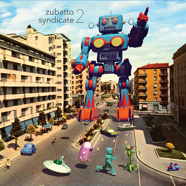 Zubatto Syndicate 2 Cover art