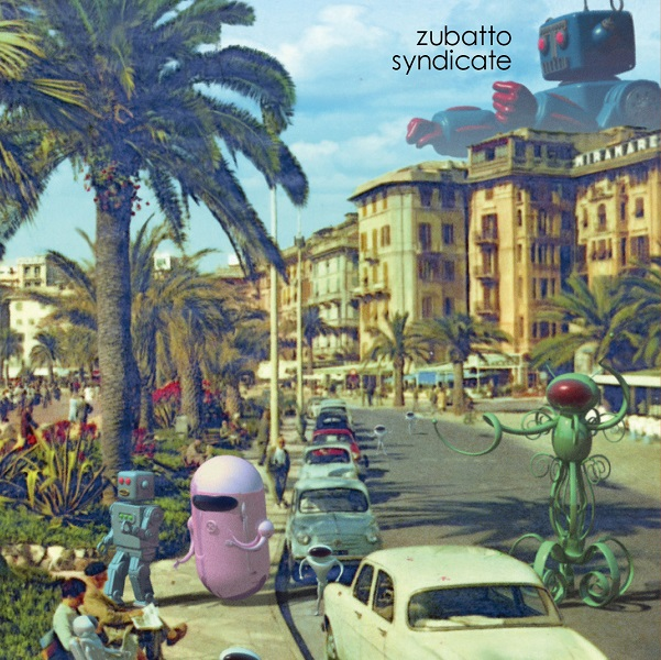 Zubatto Syndicate Cover art
